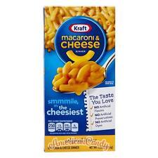 3x 206g Kraft Macaroni & Cheese Dinner USA (14,55€/kg)
