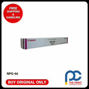 Canon Original TG46M GPR31 MAGENTA Toner For C5030 C5035 C5235 C5240 - 27K Pages