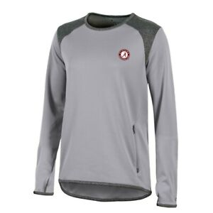 Alabama Crimson Tide NCAA Champion Women's (Grey) Athletic Tech Perf. Crew