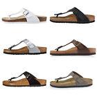 Birkenstock Gizeh Birko-flor Thong Flip-Flops Sandals Mens Womens Unisex Shoes
