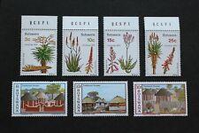 BOTSWANA - 1975-82 SCARCE TWO SETS CHRISTMAS & HOUSES MNH SETS RR