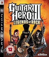 Guitar Hero 3 - Legends Of Rock (PS3) - MINT - FAST First Class Delivery FREE