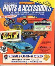 Automotive Parts & Accessories No.510J 1989 Mercury, Corvette 022817nonDBE2