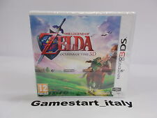 THE LEGEND OF ZELDA OCARINA OF TIME 3D - NINTENDO 3DS - NUOVO NEW