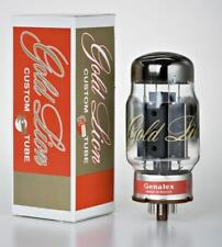 QUICKSILVER SET Monoblock ULTIMO II Tube Set Genalex Gold Lion KT88