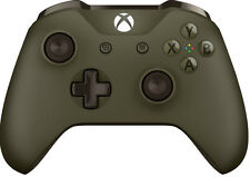 Microsoft Xbox One S Controller Battlefield 1 Limited Edition Military Green VG