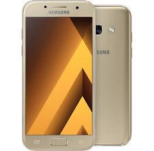 Samsung Galaxy A3 (2017) Sm-A320F - 16GB - Gold-Sand (Ohne Simlock) Smartphone
