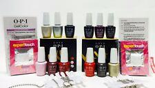 LOVE OPI Nail GelColor XOXO Gel Color Collection Kit #1 + Kit 2 ~12 bottles~