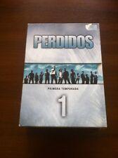 PERDIDOS - SERIE TV - TEMPORADA 1 COMPLETA + CONTENIDOS EXTRA - 8DVD - 1042 Min