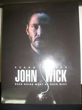 NEW JOHN WICK BLU-RAY FULL SLIP STEELBOOK DEVIL EDITION SEALED 650 of 1000