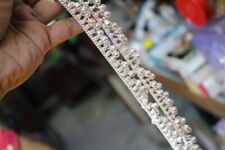 Women Wedding Ghungroo Fashion Jewelry Indian 925 Silver Plate Anklet Bollywood