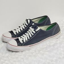 PF Flyers Mens Low Top Sneakers Red White Blue Canvas Lace Up Classic Style 15