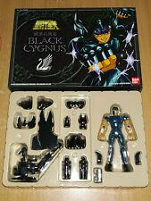 ** Used Bandai Saint Seiya Black Cloth Cygnus Hyoga V1 TV (HK) Myth Box C9