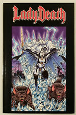Lady Death: The Reckoning (8.5 VF+ or higher! TPB Steven Hughes Cover!)