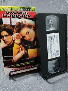 Excess Baggage (VHS, 1997) Christopher Walken, Benicio Del Toro