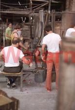 Kanawha Glass Blower Factory Worker Dunbar West Virginia 1974 Kodak 35mm Slide 6