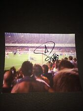 Inter: Autografo Signed Toldo su Foto Unica. Arsenal Inter 17/09/2003