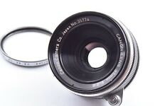 CANON 35mm/F2.8 Leica 39mm LMT screw mount