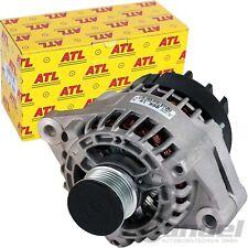 ATL LICHTMASCHINE GENERATOR 55 A FIAT 124, 125, 131, 132, ARGENTA, REGATA, RITMO