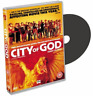 Alexandre Rodrigues, Leandr...-City of God  (UK IMPORT)  DVD NEW