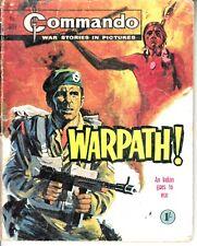 COMMANDO COMIC - No 303   WARPATH!
