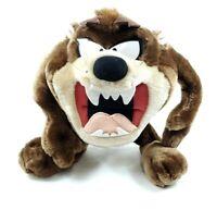 """Vintage Taz Tasmanian Devil Looney Tunes 1994 Applause Plush 12"""" Stuffed Animal"""
