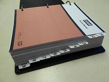 Case 880C Excavator Service Manual Repair Shop Book NEW with Binder