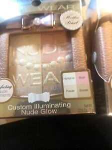 Nude Wear Touch Of Glow Palette Medium 0.24 Oz, 1 Each, By Physicians Formula