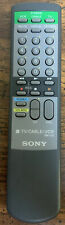 Sony RM-V10 3 Device Universal Remote Commander TV/CABLE/VCR
