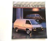 1986 Toyota Van Ebay