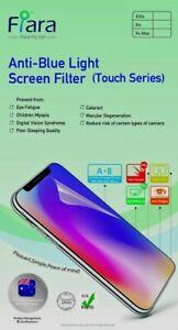 5.8 inch - Fiara Anti Blue Light Screen Protector / Filter | Self-Adhesive Film