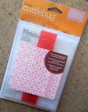 ❤️ Cuttlebug Juli's Garden Embossing Folder NIP Anna Griffin new border
