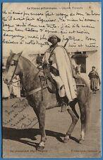 CPA: Le Maroc pittoresque - Goumier Marocain / 1911