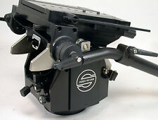 Sachtler video 110 CAM testa broadcast Tripod Movie Head Shotoku PROFESS. 21kg
