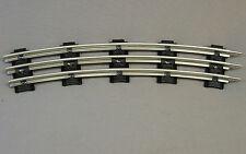 "LIONEL O GAUGE TRACK O54 CURVE 54"" INCH diameter train circle metal 6-65554  NEW"