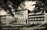 Friedrichroda ~1961 DDR FDGB-Heim Walter Ulbricht Hotel Ramada Gebäude Bauwerk