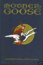 Mother Goose, 1930 HC, Edna Cooke