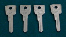 FORD KEY BLANK (4) 59-65 DOOR/IGN ILCO 1127DP H27