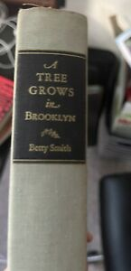 A TREE GROWS IN BROOKLYN by Betty Smith, 1st edition, 1943