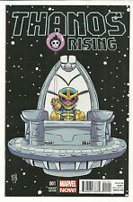 Thanos Rising #1 Young Baby Variant Near Mint