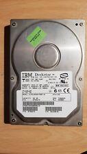 """IBM Deskstar IC35L040AVVN07-0 PATA IDE 40GB 3.5"""" Hard Drive - Used & Tested"""
