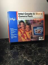 Intel Create & Share Web Cam