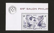 2015 timbre 4988 ** LUXE issu du Bloc LIBERATION Salon d'Automne RARE