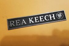 Really Keech--Buick--Metal  Dealer Emblem Car  vintage 24/35