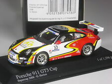 Super: Minichamps Porsche 911 GT3 Supercup 2006 Horion #10  1:43 in OVP