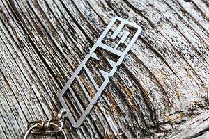 M5 keychain for BMW POWER Motorsport stainless steel schlüsselanhanger E34 E39