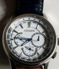 Citizen White Dial Eco Drive 8728-E006987