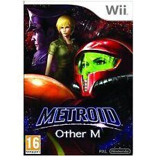 Wii Spiel Spiele Metroid Other M Kultspiel Neu & OVP