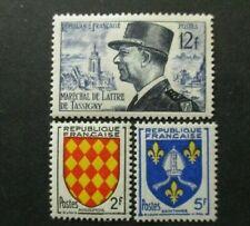 FRANCE-1954-N°982 - 1003 et 1005 neuf ** luxe