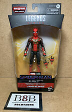 ✅ Marvel Legends Series No Way Home Spider-Man Integrated Suit Armadillo | New |